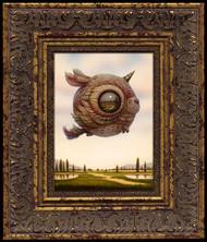 Lucid Dreamer 059 framed