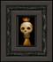 Skully 037 framed