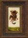 Baby Hippogriff framed