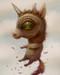 Baby Unicorn 06 detail
