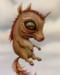 Baby Unicorn 07 detail