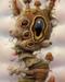 Fungus Griffin detail