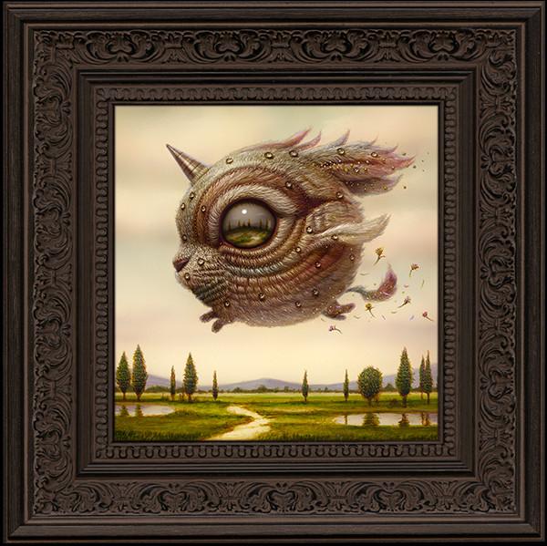 Lucid Dreamer 077 framed