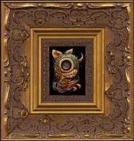 Lucid Dreamer 099 framed