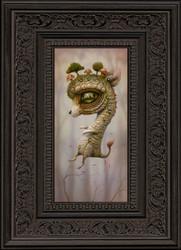 Lucid Dreamer 089 framed