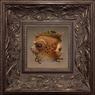 Lucid Dreamer 085 framed