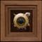 Atom 03 framed