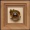 Atom 04 framed