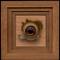 Atom 05 framed
