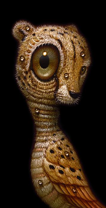 Cheetah Bird