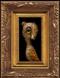 Cheetah Bird framed