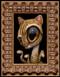 Cat 05 framed