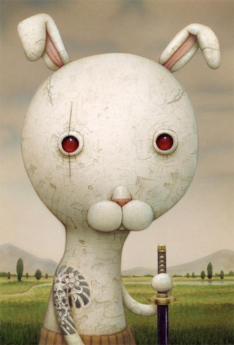 Bunny da Sordman