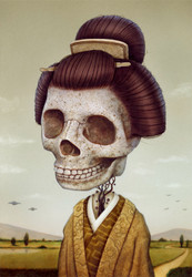 Skull Beauty