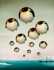 Balloon Penguin