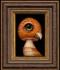 ShroomBird 012 framed