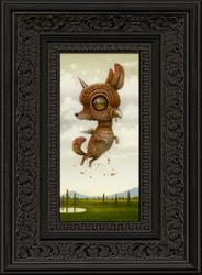 Lucid Dreamer 132 framed