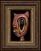 Cat 010 framed
