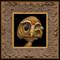 Shroom Owl 03 framed