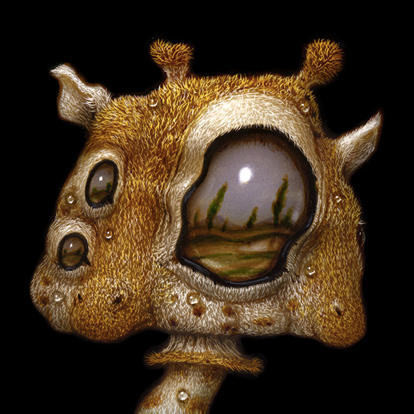 Shroom Giraffe 04
