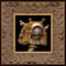 Shroom Giraffe 04 framed