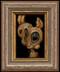 Rabbit 09 framed