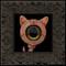 Eyecat 014 framed
