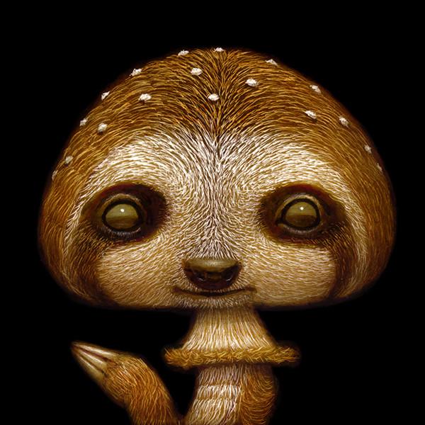 Shroom Sloth