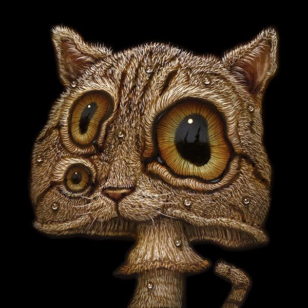 Shroom Cat 016
