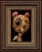 Bear 03 framed