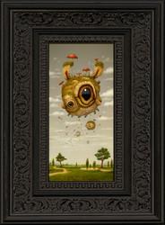 Dunamis 08 framed