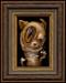 Dog 09 framed