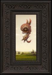Lucid Dreamer 147 framed