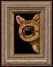 Peek 268 framed