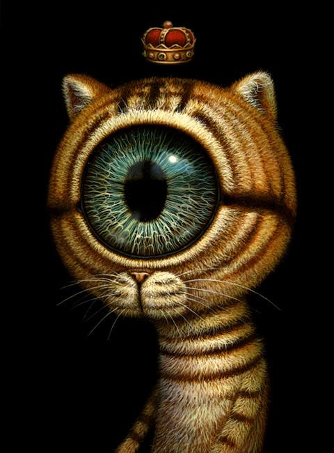 King Eyecat