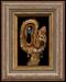 Cat 026 framed