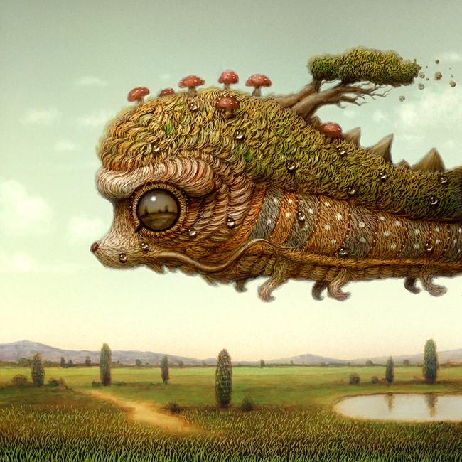 Fungus Dragon 02