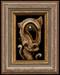 Cat 034 framed