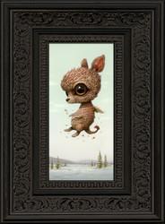 Lucid Dreamer 169 framed