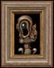 Cat 041 framed
