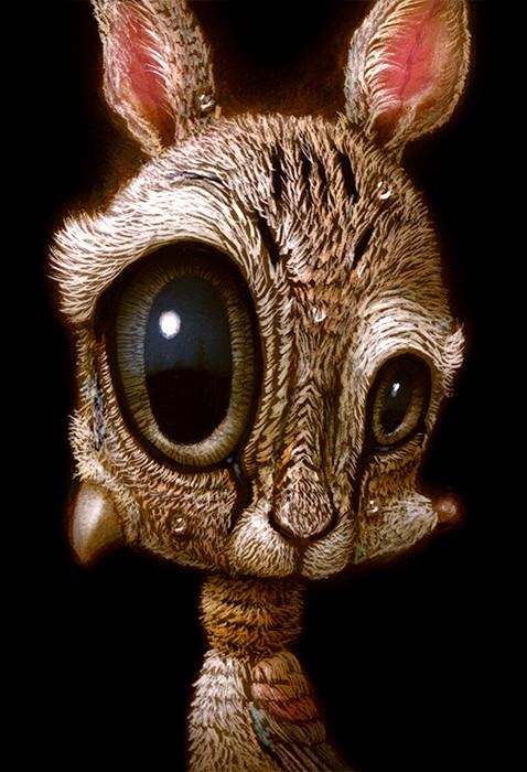 Rabbit Bird 05