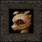 Dragon 010 framed