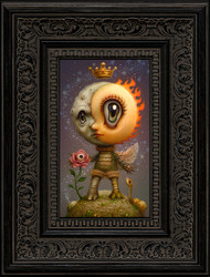 Little Prince framed