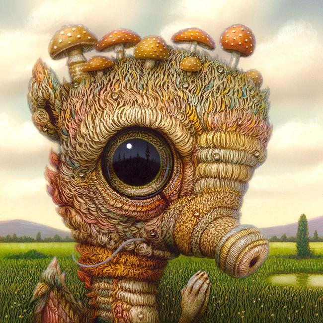 Fungus Dragon 03