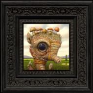 Fungus Dragon 03 framed