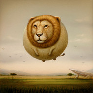 Balloon Lion