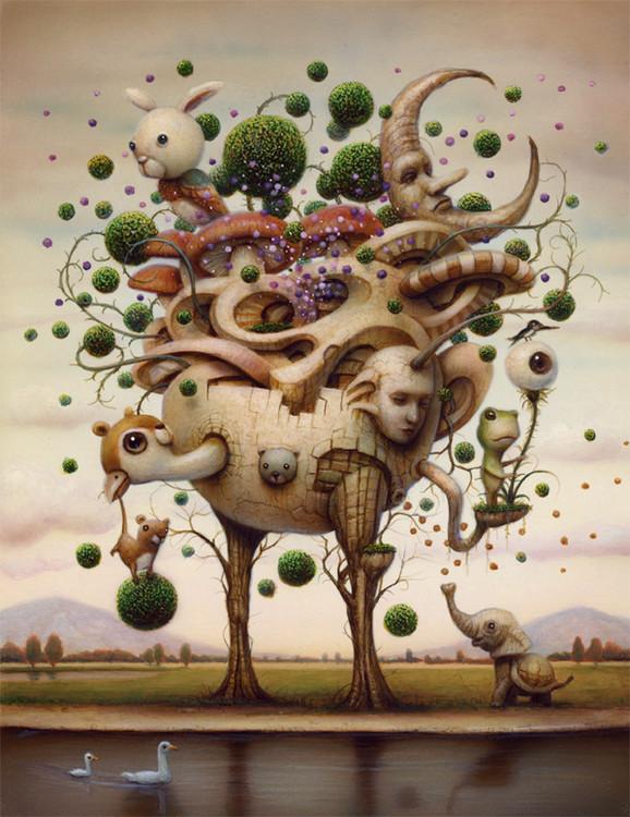 Healing Tree