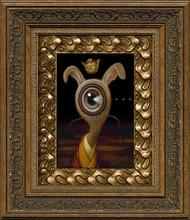 Reaching Enlightenment framed