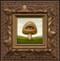Shroom 03 framed