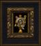 CatBird King framed